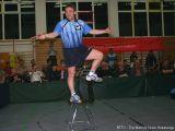 Tischtennisshow 2009 in Hassfurt