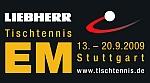 Liebherr Tischtennis Europameisterschaften 2009