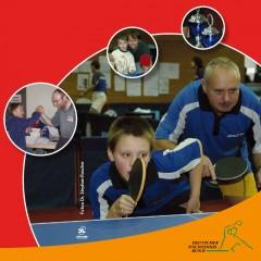 Tischtennis Familiensport