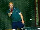 Markus Dürr hält den Ball locker im Spiel.