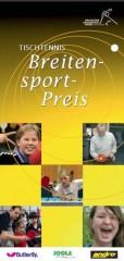 Tischtennis Breitensportpreis
