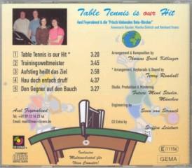 Cover-2 Tischtennis-Musik