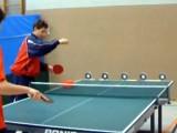 Tischtennis-Biathlon