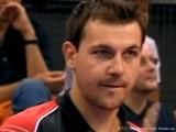 Timo Boll bei der Tischtennis EM 2009 in Stuttgart