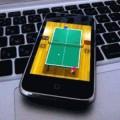 Handygame / Handyspiel – Mini-Pingpong Lite für iPhone