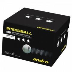 Dreistern Tischtennisball: andro Speedball