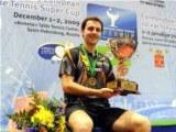 Timo Boll feiert Titel-Hattrick in St. Petersburg