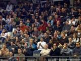 Zuschauer bei der Tischtennis deutsche Meisterschaft 2010