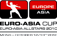 Euro-Asia Cup 2010 in Peking