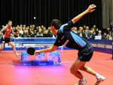 Tiago Apolonia vs. Timo Boll bei den DTTB Final Four 2009