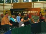 Zuschauer mit Daniel Suchanek und Herrn Steiner aus Bayreuth