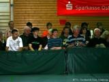 Zuschauer bei Tischtennisshow 2009 in Hassfurt