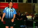 Jindrich Pansky freut sich über schönen Ballwechsel