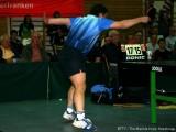 Jindrich Pansky verwechselt Tischtennis mit Langlauf