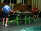 Jindrich Pansky und Milan Orlowsky bei Tischtennisshow 2009