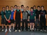 Teilnehmer vom Juniortrainer-Lehrgang