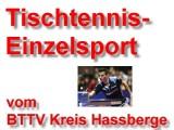 Ergebnisse vom BTTV Tischtennis Kreis Hassberge – 2. Kreisranglistenturnier Erwachsene 2005/2006