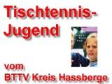 Jahresbericht vom BTTV Tischtennis Kreis Hassberge über das Spieljahr 2007/2008 vom Kreis Hassberge