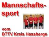 Wechselbörse vom BTTV Tischtennis Kreis Hassberge zur Saison 2012/2013
