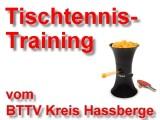 Tischtennis-Sommer-Lehrgang mit den Bundesliga-Cracks des TV Hilpoltstein 2012