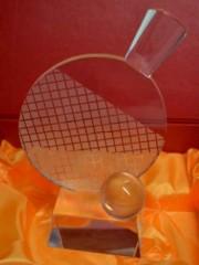 Tischtennis Glaspokal