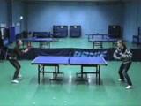 Video – Fantastische Tischtennis-Fertigkeiten