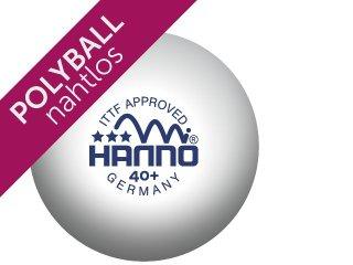 Hanno Tischtennisball für Wettkampf (Polyball)